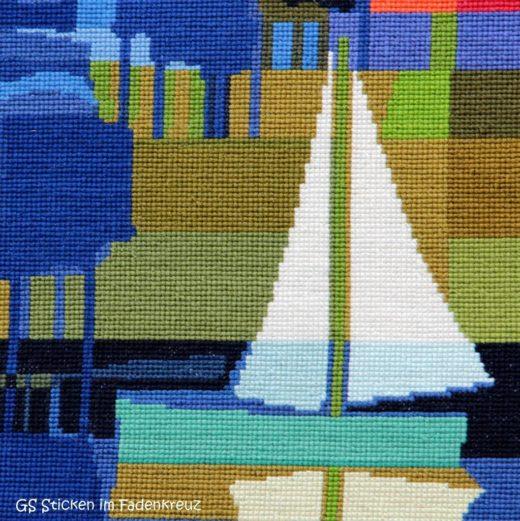 Ausschnitt aus: Op het water II