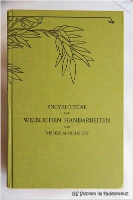 Encyklopädie, ein Fundstück vom Büchermarkt in Raesfeld