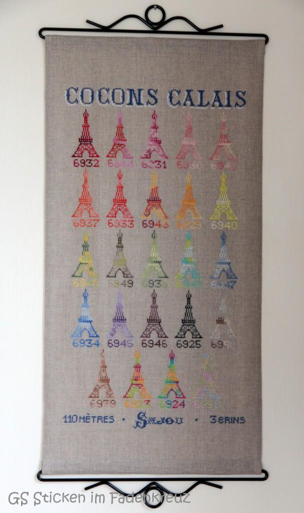 Eiffeltürme Cocons Calais