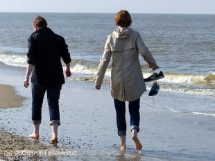 Zwei Strandläufer