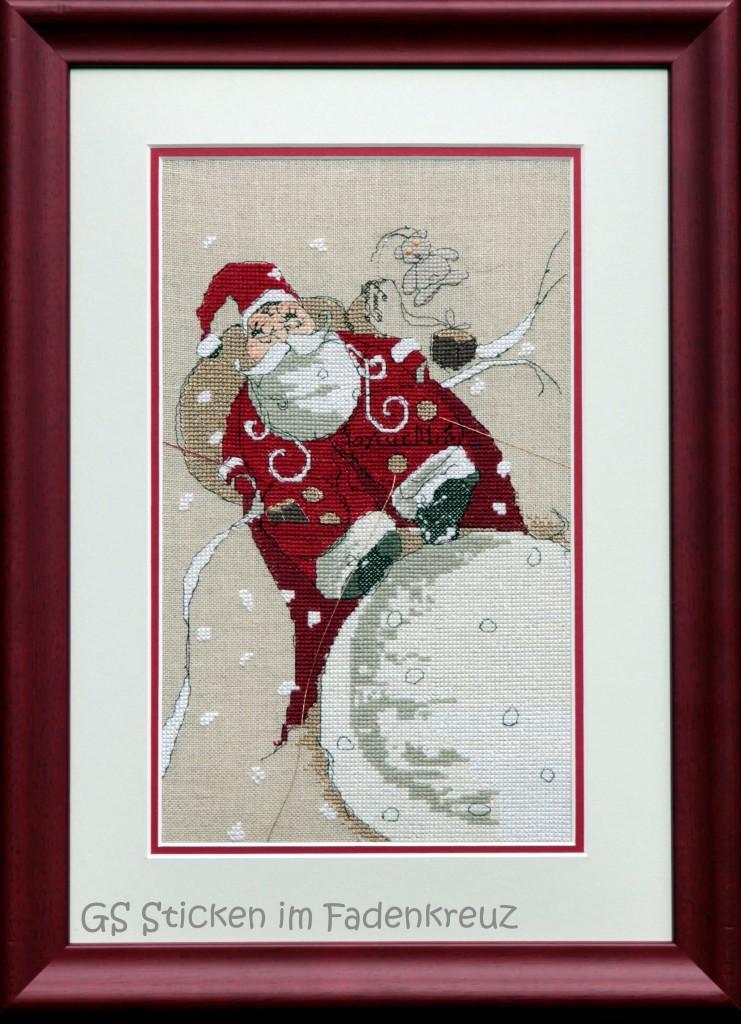 französischer Weihnachtsmann