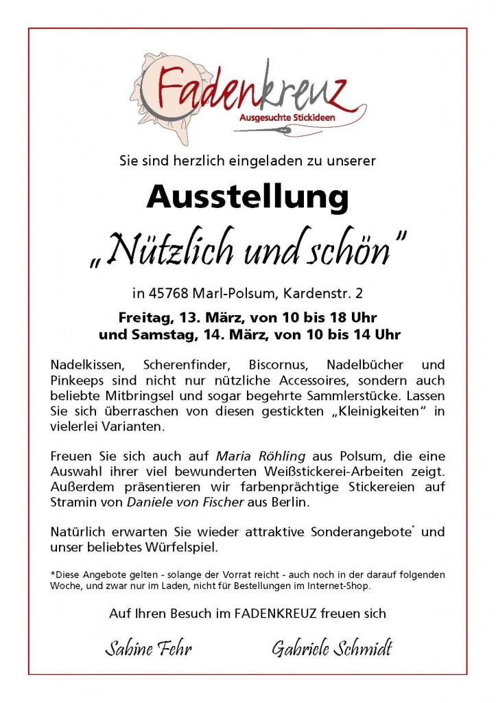 Fadenkreuz Ausstellung 2015-3