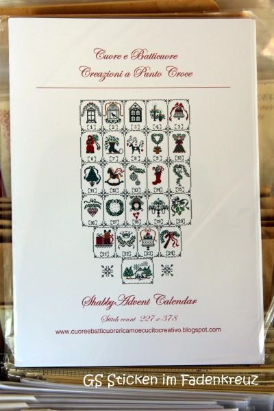 Adventskalender aus Italien