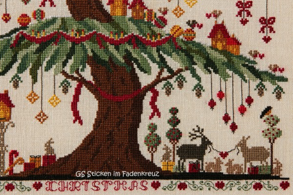 Christmas von Parolin, unten