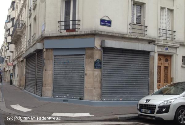 geschlossene Läden
