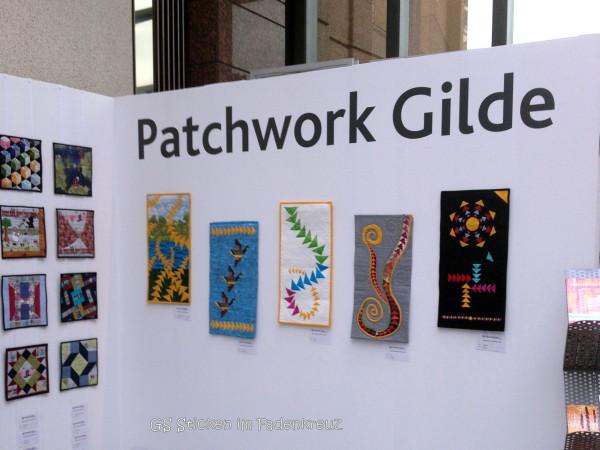 Der Stand der Patchwork-Gilde