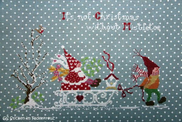 Weihnachtsbild von CeB