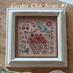 Nummer 1 der Garden-Club-Serie