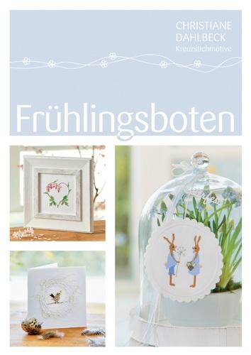 """Buch """"Frühlingsboten"""" von Christiane Dahlbeck"""